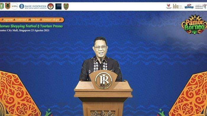 Bank Indonesia Dorong UMKM Kalsel Go Internasional Melalui Pameran di Singapura