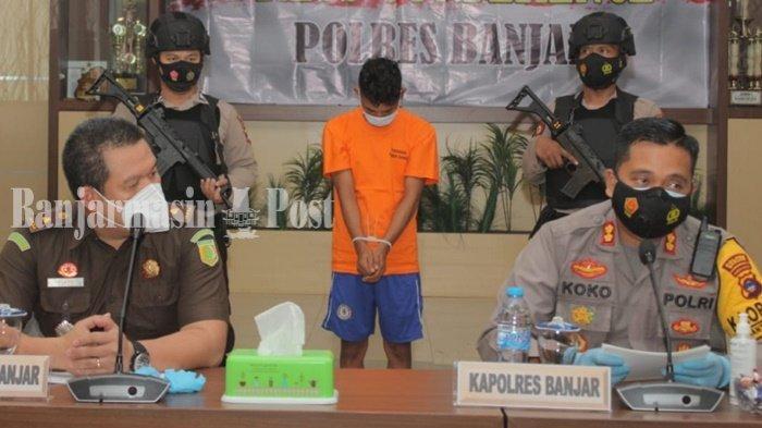 Pembunuhan di Kalsel, Murka Pelaku Soal Rp 200 Ribu Hingga Tusuk Kepala Korban di Gambut