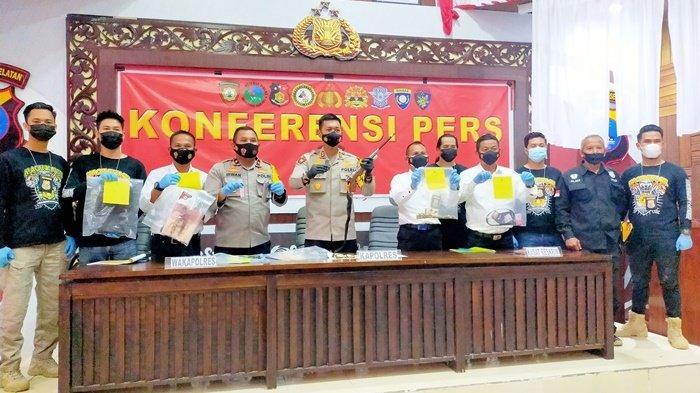 Tiga Peluru Bersarang dalam Tubuh Penyandera Korban Pencabulan di Kabupaten HSU