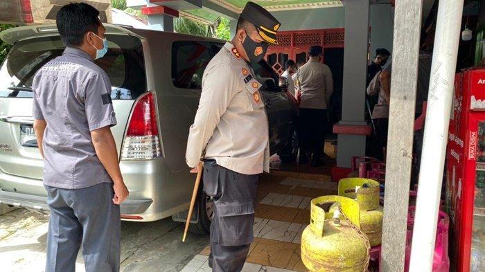 Polres dan Disperindag Tabalong Temukan Penjual Nakal, 89 Tabung LPG Diamankan