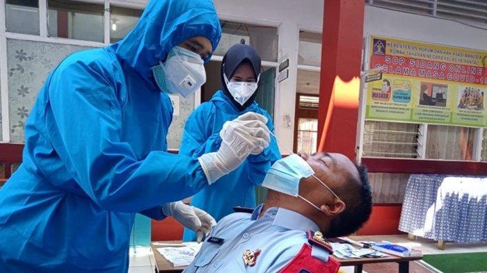 Kepala Rutan Rantau Kalsel Berharap Warga Binaan Bisa Dapat Vaksin Covid-19