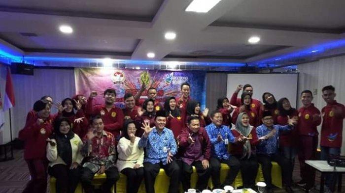 KalselPedia - Federasi Olahraga Rekreasi Masyarakat Indonesia (FORMI) Banjarmasin