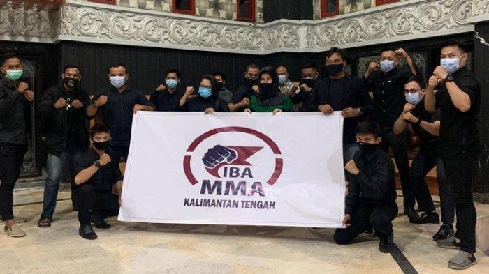 Suprianti Rambat Terpilih Aklamasi Sebagai Ketum Pengprov IBA MMA Kalteng