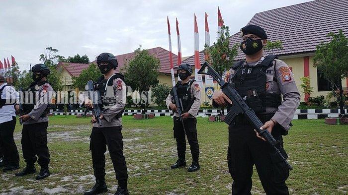 Polda Kalteng Bentuk Tim TASC Tangkal Kejahatan Jalanan Meresahkan Masyarakat