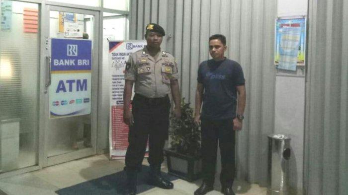 Antisipasi Terjadi Perampokan, Tiap Patroli Polisi Sambangi Kantor Bank di Tanahbumbu