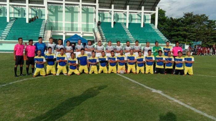 Masyarakat Kini Bisa Bermain Bola di SKB Mulawarman Banjarmasin