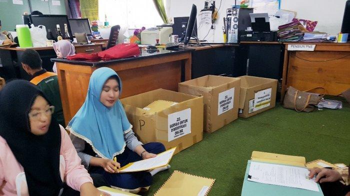 161 Pelamar CPNS Tak Lolos Seleksi Berkas, BKPSDM Tapin Belum Terima Sanggahan
