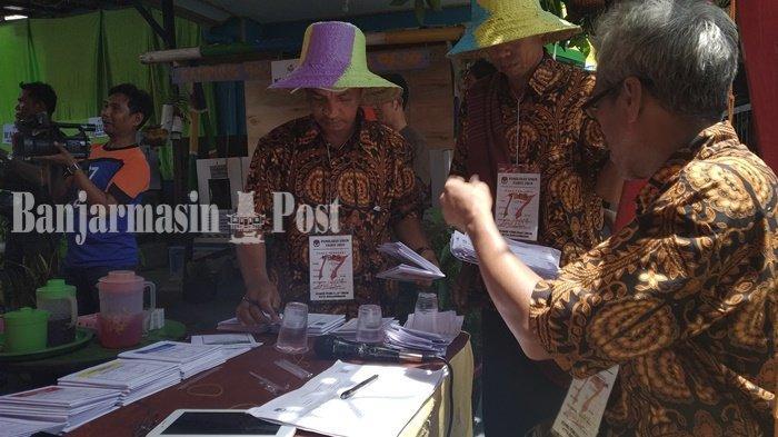 Penyelenggara Ad Hoc Pemilu 2019 Meninggal Dunia di Kalsel Tembus Angka 21 Orang