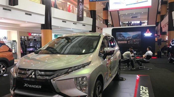 Xpander Terbaru Hadir di Mitsubishi Motors Auto Show Duta Mall Banjarmasin
