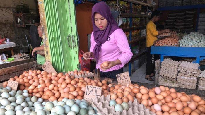 Permintaan Tinggi Jelang Haul Guru Sekumpul 2020, Pasokan Telur Menipis