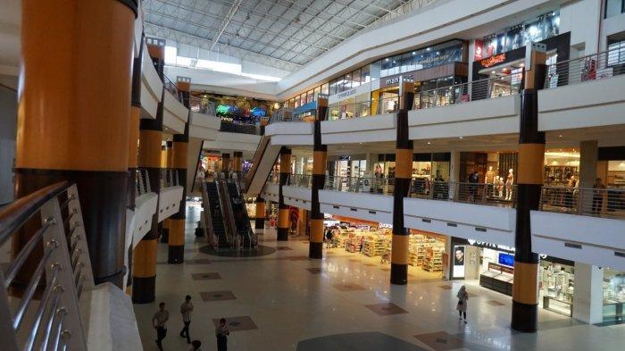 Antisipasi Penyebaran Covid-19, Hanya Tenant-tenant ini yang Buka di Duta Mall Banjarmasin