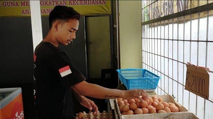 Pasokan Melimpah, Stok Telur Jelang Ramadhan 1442 H di Kalsel Aman