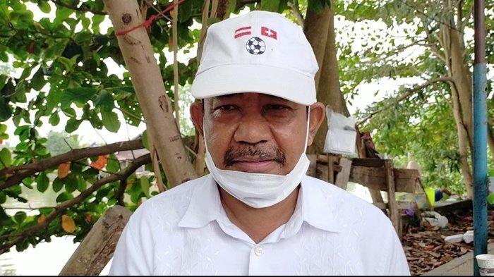 Ketua Asosiasi Futsal Provinsi (AFP) Kalimantan Selatan, H anwar Hadimi.