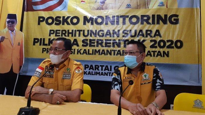 Langkah Denny Indrayana Galang Donasi Disorot, Ketua Bappilu Golkar Kalsel : Itu Tidak Mendidik