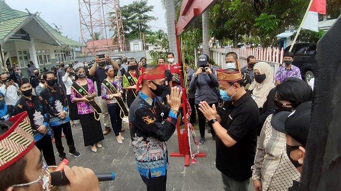 Kunjungan ke Kabupaten Kapuas, Ini yang Disampaikan Ketua Bawaslu RI