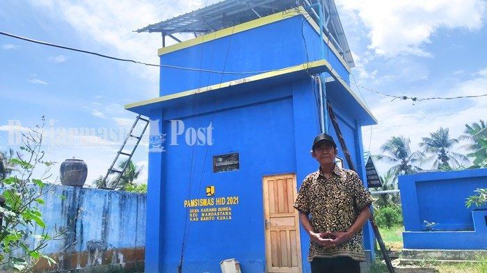 KalselPedia - Bumdes Berkah Bersama Kabupaten Batola Jadi Tujuan Studi Banding