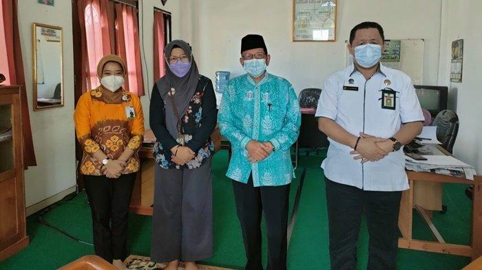 Tim BPJS Kunjungi Pengurus Baznas Kabupaten Kapuas untuk Bahas Kerja Sama