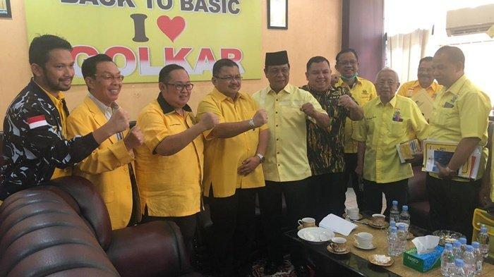 DPD Partai Golkar Kalsel Gelar Rapimda Persiapkan Musda di Kalsel 2020