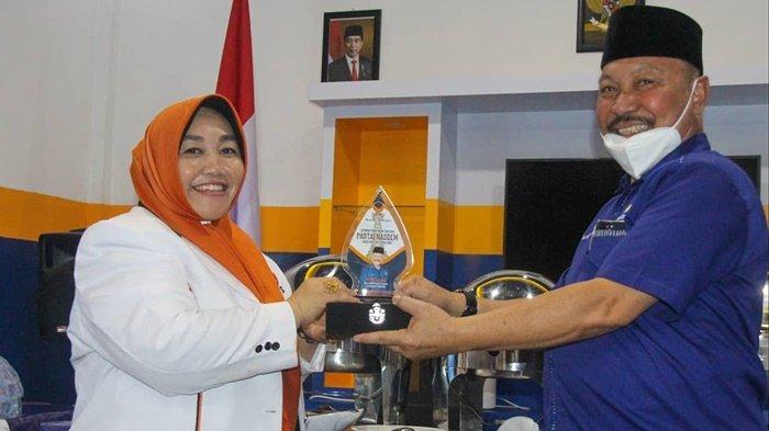 Pererat Silahturahmi, DPD Partai Nasdem Kabupaten Tabalong Terima Kunjungan DPD PKS