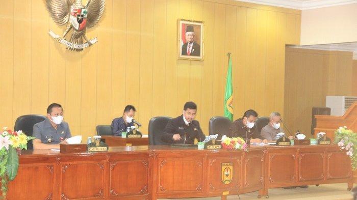 Gelar Paripurna, DPRD Banjarbaru Akan Bahas Usulan Tiga Raperda