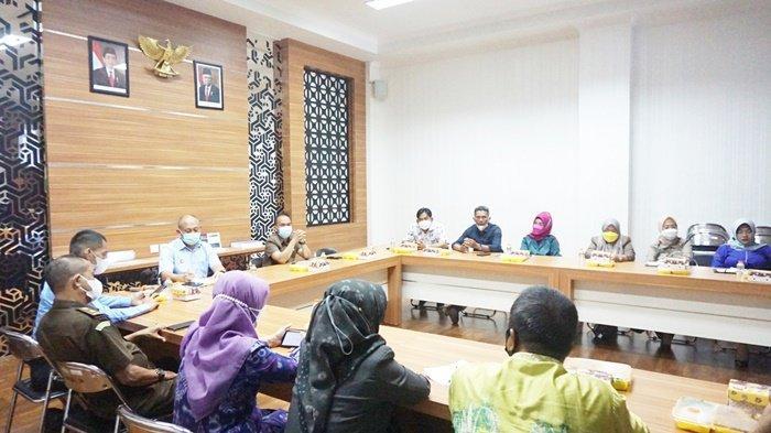 DPRD Kabupaten Batola Siapkan Kerja Sama dengan Kejari Batola