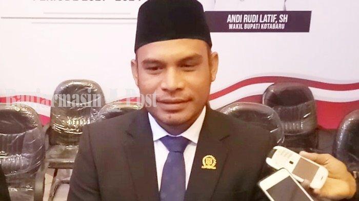 Kontraktor Lokal Merasa Tersisihkan, Ketua DPRD Kabupaten Kotabaru Tanggapi Begini