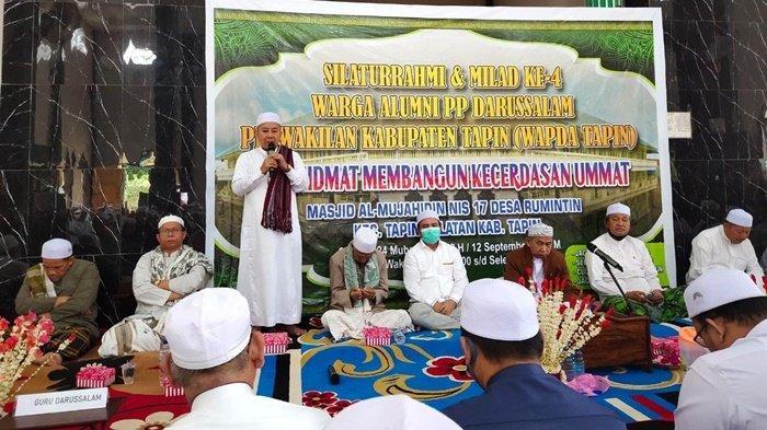 Ketua DPRD Tapin Minta Doa Ulama Martapura Jauhkan Kalsel dari Covid-19