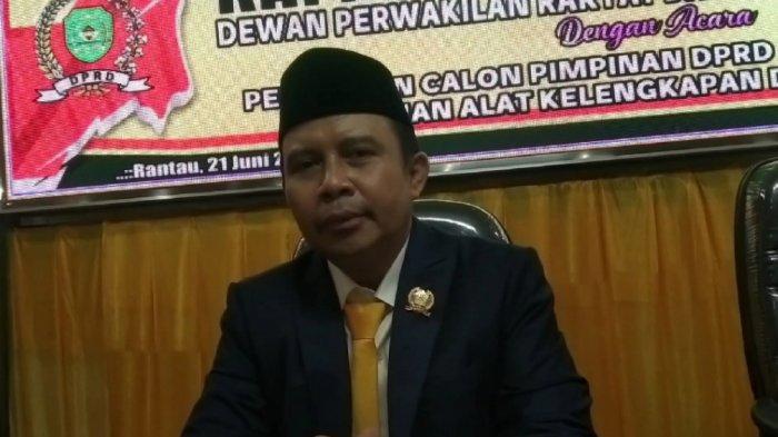 PTM Masih Berisiko, Ketua DPRD Tapin Sebut Keselamatan Peserta Didik Perioritas Utama