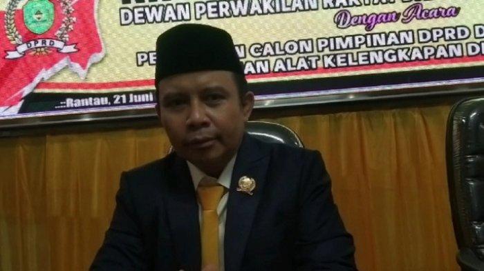 Minta PTM di Tapin Ada Kajian Mendalam, Ketua DPRD : Jangan Terburu-Buru