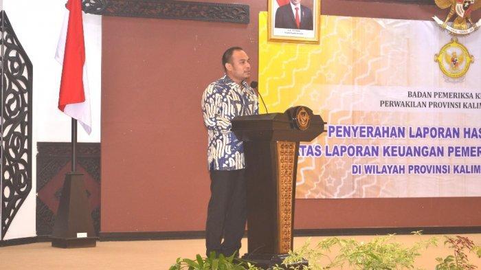 Ketua DPRD Kotabaru Apresiasi Raihan Predikat Opini WTP Keenam Pemkab Kotabaru