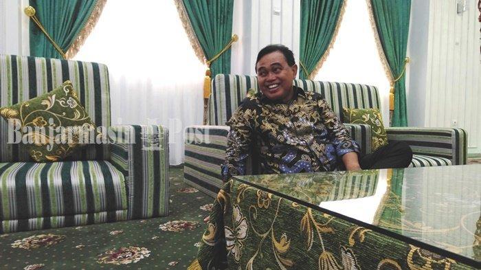 Ketua DPW PKB Kalsel Belum Tahu Persoalan Gulingkan Cak Imin, Fokus Sebagai Bupati Tanbu