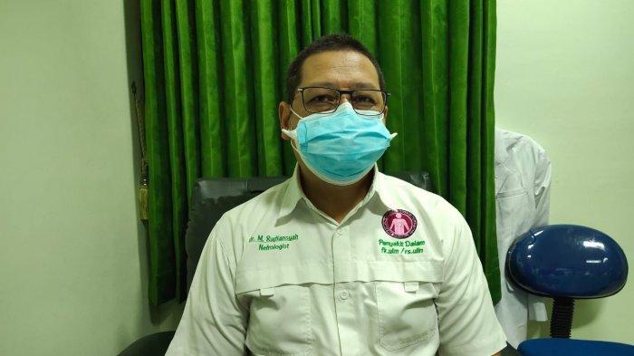 Wabah Corona Kalsel, Sebanyak 90 Persen Dokter di Kalsel Sudah Divaksin  Covid-19