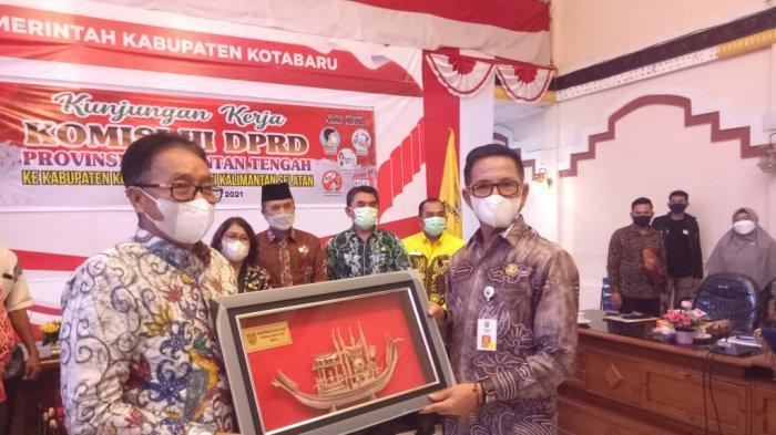 Komisi III DPRD Provinsi Kalteng Puji Pengelolaan Pariwisata Kotabaru