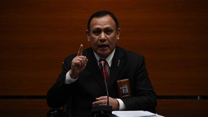Firli Ucapkan Terimakasih, Komisi Pemberantasan Korupsi Akan Berhentikan 56 Pegawai
