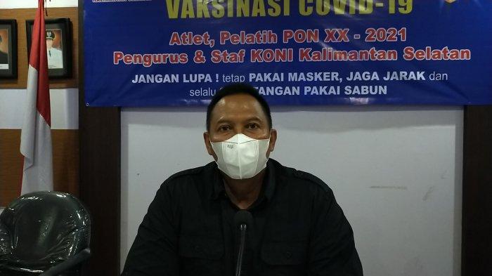 KONI Kalsel Berangkatkan Semua Cabang Olahraga ke PON Papua