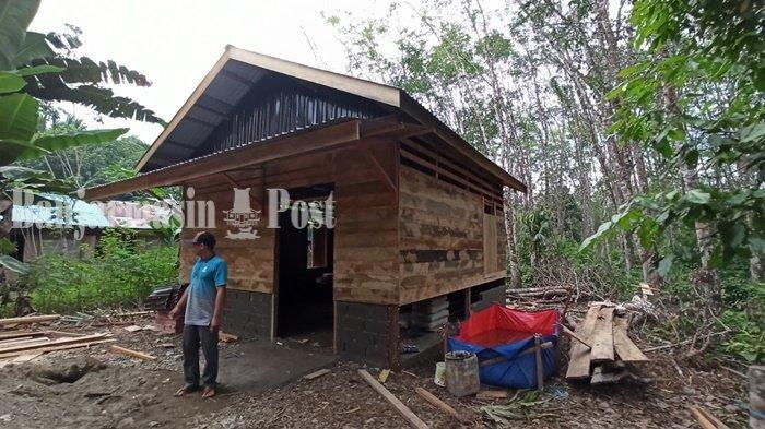 Petani di Halong Kabupaten Balangan Harapkan UPH Jagung Bisa Bantu Perluas Pemasaran