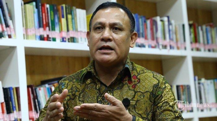 Ketua KPK, Firli Bahuri.