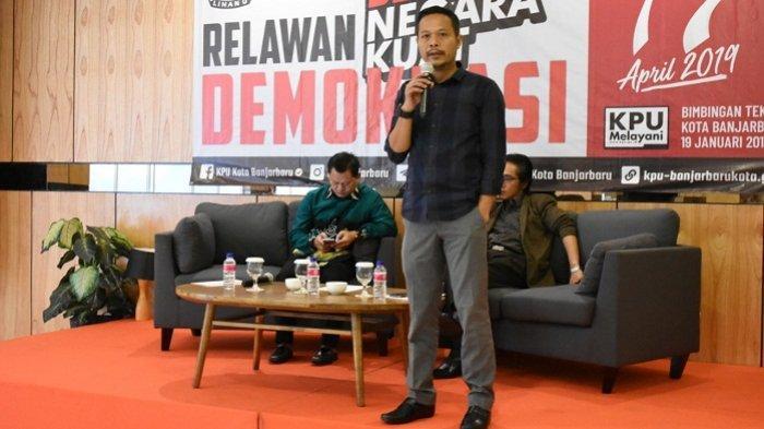 Usulkan Dana Pilwali 2020 Rp 20,6 Miliar, Begini Alasan KPU Banjarbaru