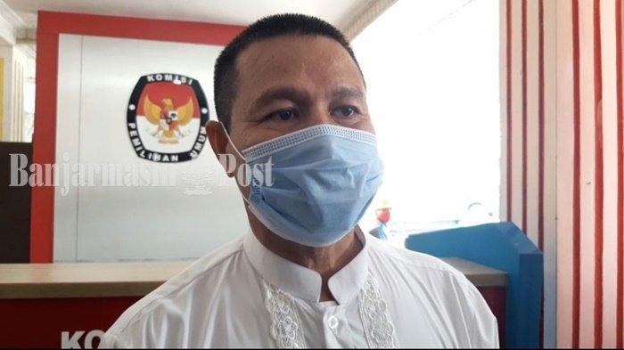 Pilkada Kalsel 2020, KPU Tegaskan Tak Persoalkan Hasil Swab Bakal Calon