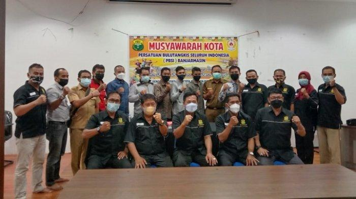 Pimpin PBSI Banjarmasin, Kompol Yanto Suparwito Kini Fokus Bina Pebulutangkis Muda