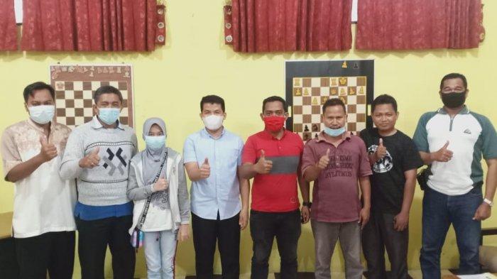 Persatuan Catur Seluruh Indonesia HSU Persiapkan Atlet Catur Hadapi Porprov