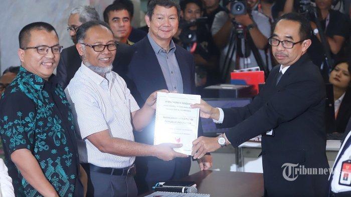 Hadapi Gugatan BPN Prabowo-Sandiaga di MK Terkait Hasil Pilpres, KPU Siapkan 20 Pengacara