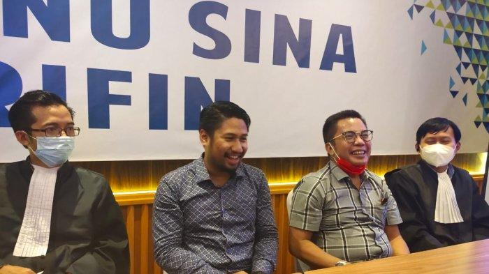 Jelang PSU Pilwali Banjarmasin 2020, Tim Hukum Petahana Laporkan Paslon AnandaMu ke Bawaslu