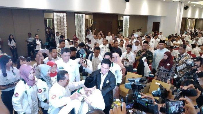 TKN Jokowi-Maruf Dibubarkan Jumat, Sekjen PPP Sebut Pengurus TKN Akan Bentuk Wadah Lain