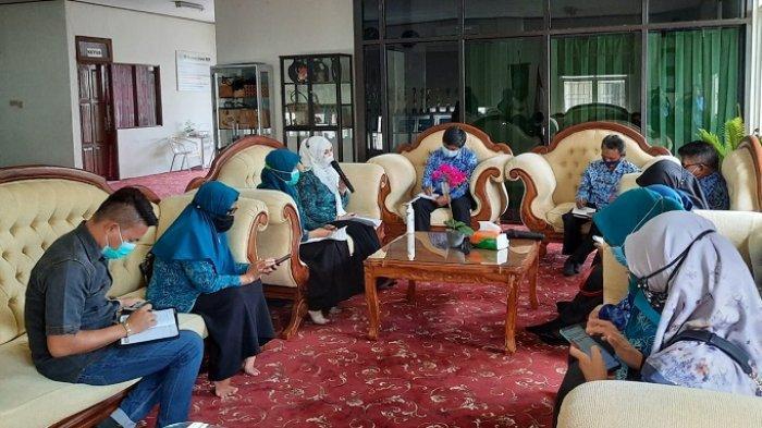 PKK Kabupaten Balangan Jalin Sinergitas dengan SKPD, Tingkatkan Keterampilan dan Kader PKK