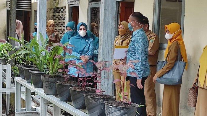 Dua Desa Wakili Kabupaten Tapin di Lomba Asman Toga Tingkat Provinsi Kalsel