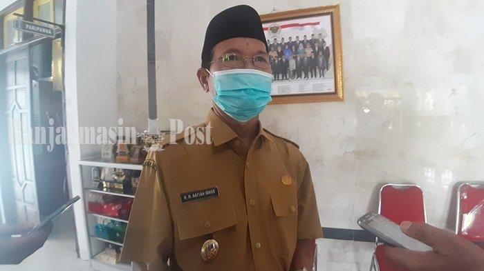 Ketua DMI Kapuas Imbau Masyarakat Patuhi Prokes Saat Beribadah di Bulan Ramadan