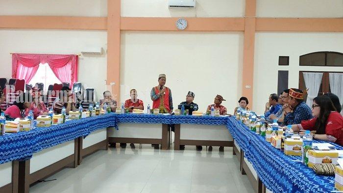 Baru Terbentuk, ICDN Kalsel Programkan Peningkatan Pendidikan Suku Dayak di Pedalaman