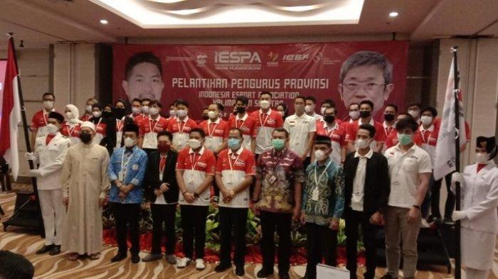 Resmi Pimpin IESPA Kalsel, Bang Dhin Akan Benahi Organisasi dan Data Atlet Esport Kalsel