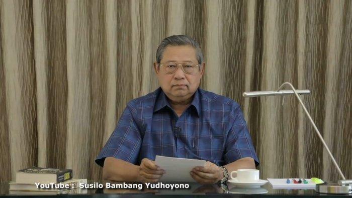 Dikhianati Moeldoko, Susilo Bambang Yudhoyono Mengaku Malu dan Menyesal Pernah Beri Jabatan